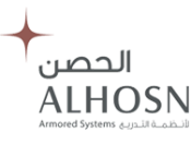 Al Hosn Armored Systems - Logo