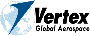 Vertex Global Aerospace - Logo