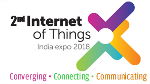 IoT (Internet of Things) India Expo 2018, 7-9 March, Pragati Maidan, New Delhi, India - Κεντρική Εικόνα