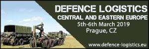 Defence Logistics Central and Eastern Europe 2019, 5-6 March, Prague, Czech Republic - Κεντρική Εικόνα