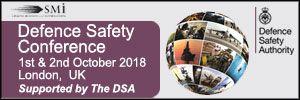 Defence Safety Conference 2018, 1-2 October, Copthorne Tara, Kensington, London, UK - Κεντρική Εικόνα