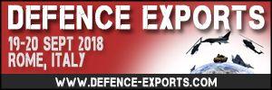 Defence Exports 2018,19-20 September, Rome, Italy - Κεντρική Εικόνα