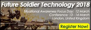 Future Soldier Technology 2018, 13-14 March, Focus Day: 12th March, London, UK - Κεντρική Εικόνα