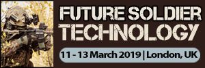Future Soldier Technology 2019 - Conference, 12-13 March, Focus day: 11 March, London, UK - Κεντρική Εικόνα