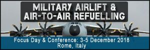 Military Airlift and Air-to-Air Refuelling Conference & Focus Day 2018, 3-5 December, Rome, Italy - Κεντρική Εικόνα