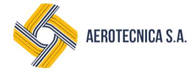 Aerotecnica S.A. - Logo