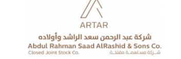 Abdul Rahman Saad Al-Rashid & Sons Co. Ltd. (ARTAR) - Logo