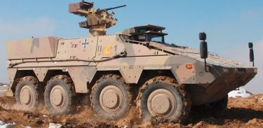 Dutch Defense Vehicle Systems B.V.  - Pictures