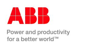 ABB Engineering Technologies Co. - شركة أي بي بي للهندسة التكنولوجية - Logo