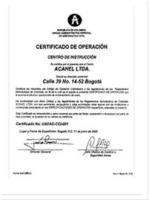 Acahel (Academia De Pilotaje De Aviones Y Helicopteros) Ltda. - Pictures 2