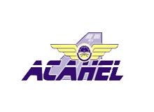 Acahel (Academia De Pilotaje De Aviones Y Helicopteros) Ltda. - Logo