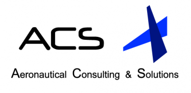 ACS - Aeronautical Consulting & Solutions - Logo