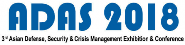 Asian Defense & Security (ADAS) 2018 - 3rd Defense, Security and Crisis Management Exhibition and Conference, 26-28 September, Manila, Philippines - Κεντρική Εικόνα