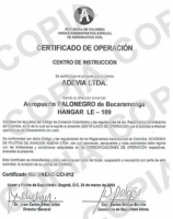 Adevia (Academia De Pilotos De Aviacion) S.A. - Pictures 2