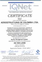Aeroestructuras De Colombia Ltda. - Pictures 3