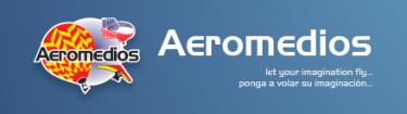 Aeromedios Ltda. - Logo