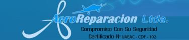 Aeroreparacion Ltda. - Logo