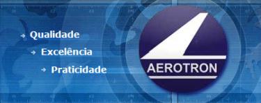 Aerotron Industria e Comercio Ltda. - Logo