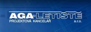 AGA - Letiste s.r.o. - Logo