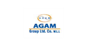 AGAM Group Ltd. Co. W.L.L. - Logo