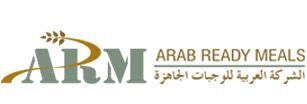 Arab Ready Meals (ARM) - Logo