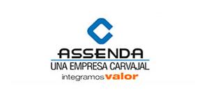Assenda S.A. - A Carvajal Company - Logo