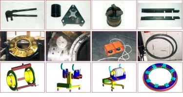 Axxiflex Turbine Tools B.V. - Pictures