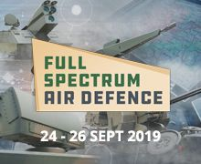 Full Spectrum Air Defence International 2019, 24-26 September, Mercure Hotel MOA Berlin, Germany  - Κεντρική Εικόνα