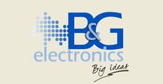 B&G Electronics - Logo