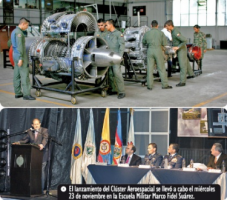 Cauca Valley Aerospace Cluster (CVAC) - Pictures