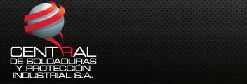 Central De Soldaduras Y Proteccion Industrial - Logo