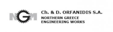 Ch. & D Orfanidis S.A. - Logo
