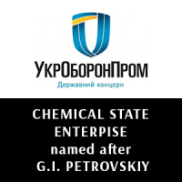 Chemical State Enterprise Named After G.I. Petrovskiy - Logo