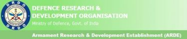 Armament Research & Development Establishment (ARDE) - Logo