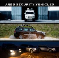 Ares Security Vehicles LLC (ASV) - Pictures