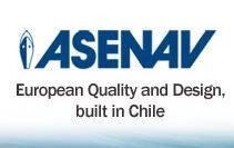 Astilleros y Servicios Navales S.A. (ASENAV) - Logo