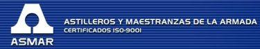 Astilleros y Maestranzas de la Armada (ASMAR) - Logo