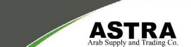 Arab Supply and Trading Company (ASTRA) - Logo