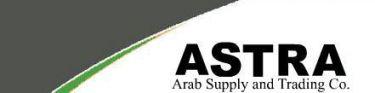 Arab Supply and Trading Company (ASTRA) - Logo