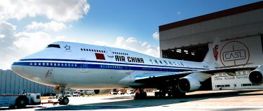 China Aircraft Services Limited (CASL) - Pictures