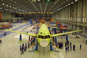 Commercial Aircraft Corporation of China, Ltd. (COMAC) - Pictures