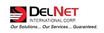 DelNet International Corporation - Logo
