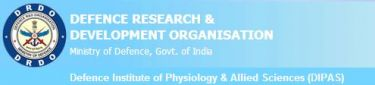 Defence Institute of Physiology & Allied Sciences (DIPAS) - Logo