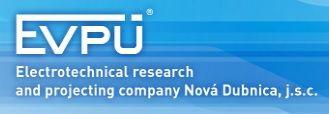 EVPÚ a.s - Logo