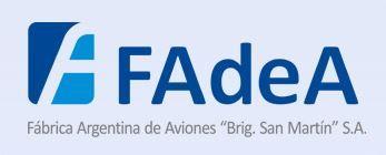"Fabrica Argentina de Aviones ""Brig. San Martin S.A."" FADEA S.A. - Logo"