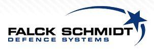 Falck Schmidt Defence Systems - Logo