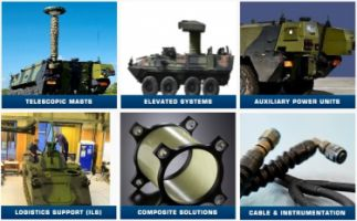 Falck Schmidt Defence Systems - Pictures