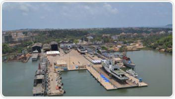 Goa Shipyard Ltd. (GSL) - Pictures