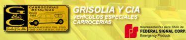 Grisolia y CIA - Logo