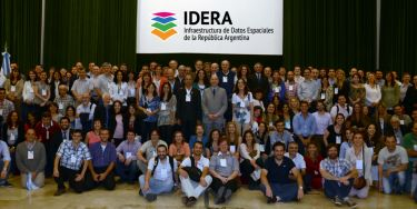 Infraestructura de Datos Espaciales de la Republica Argentina (IDERA) - Pictures